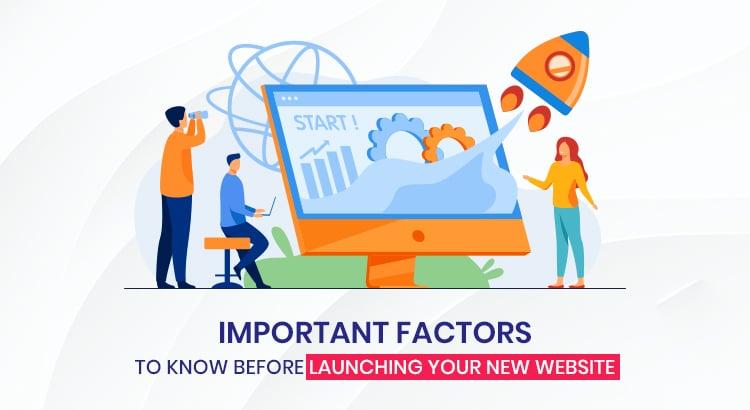 important website factors