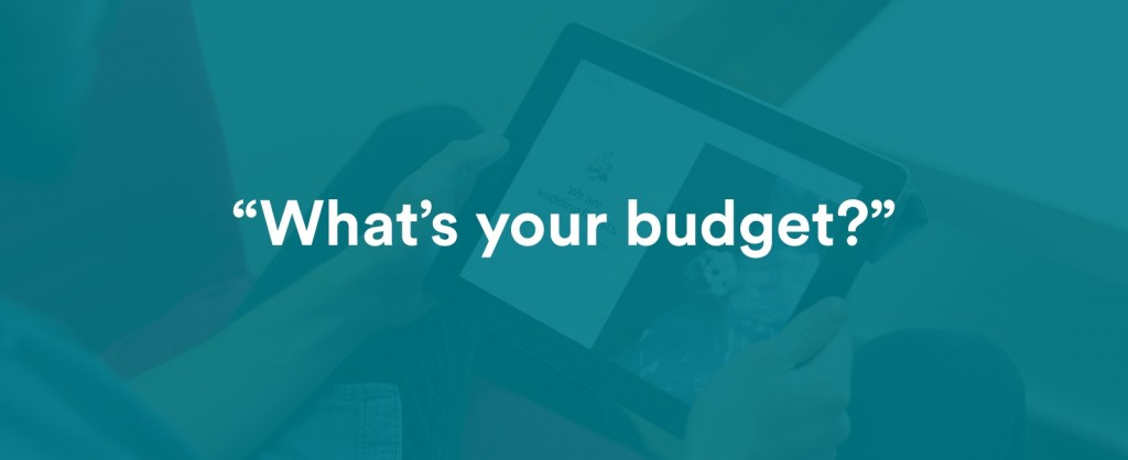 what is your budget ?