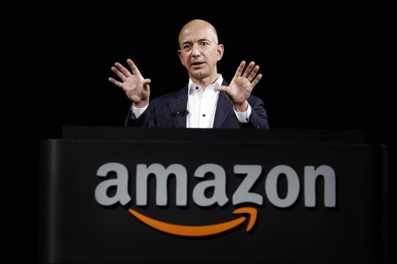 Jeff Bezos CEO of Amazon