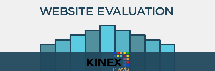 Website Evalution