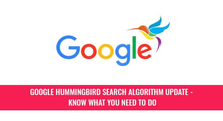 Google Humming Bird