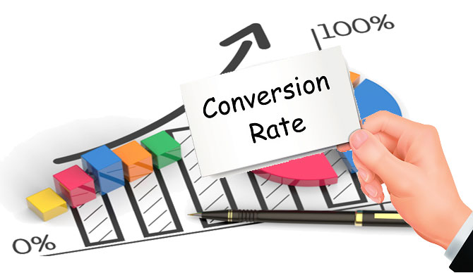 Conversion Rates Helps To Increasing Traffic