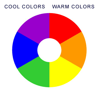 Identify Warm And Cool Colors