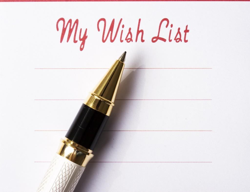Get A Wish List