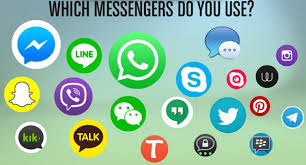 Private messaging apps