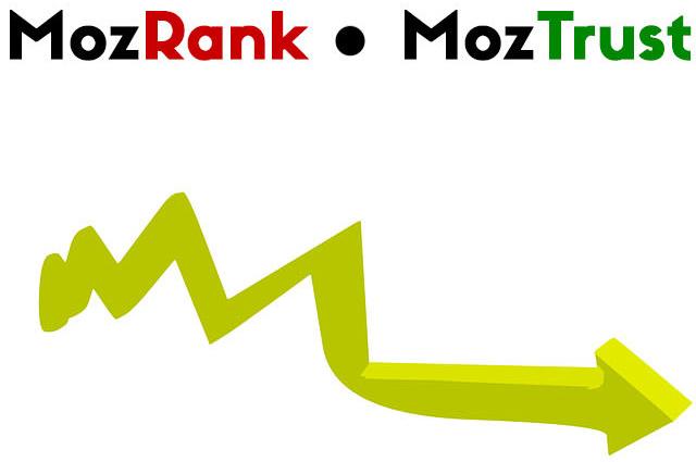 MozRank MozTrust