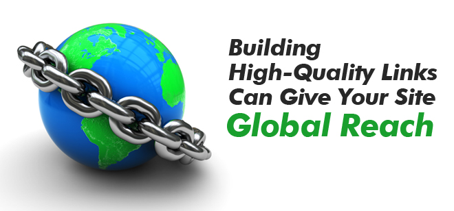 High Quality Links Can Grow Your Site