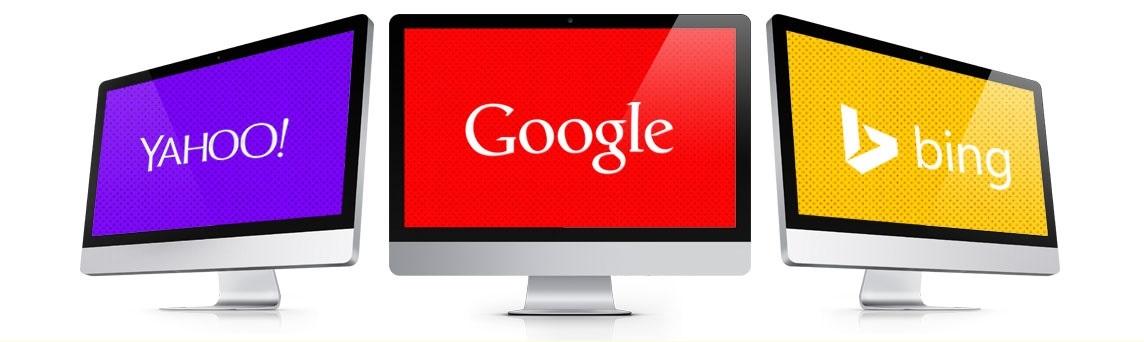 google-yahoo-bing-search-engines