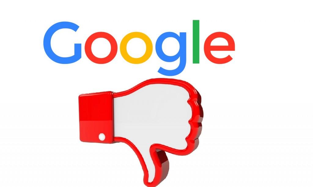 Google Dislike