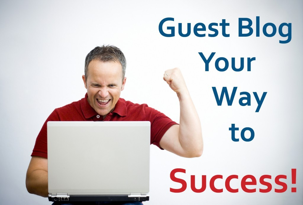 Guest blogging Is A Way To Success