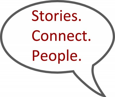 stories connects people
