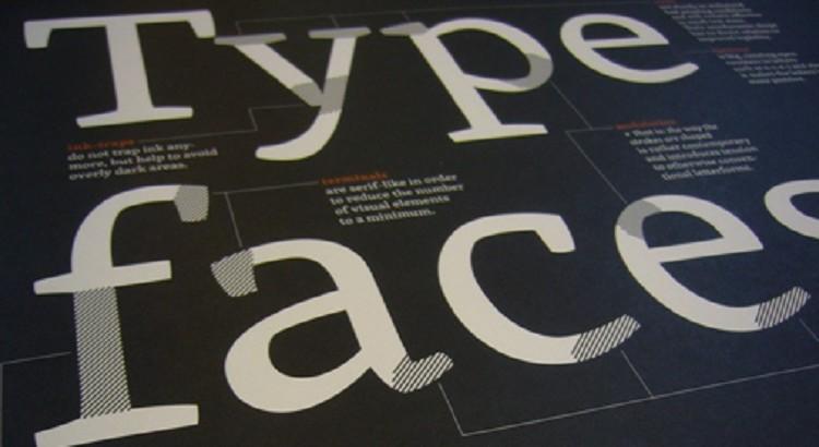 Typeface Mixing