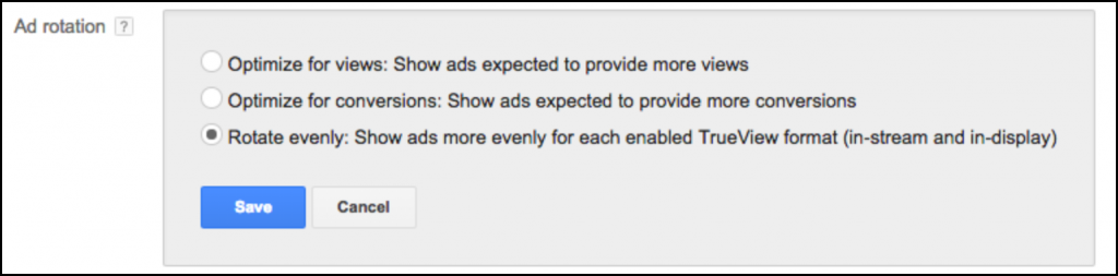 Adwords For Videos