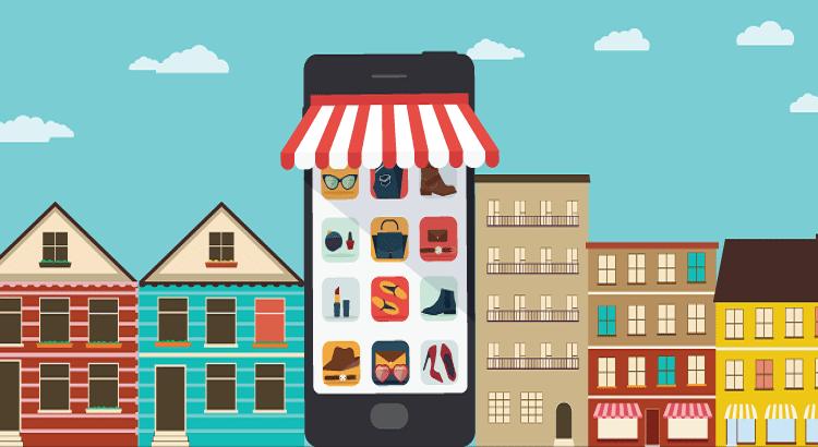 Market Ecommerce Mobile
