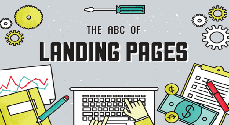 abc of landing page