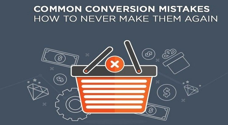 Conversion Mistake Solutions