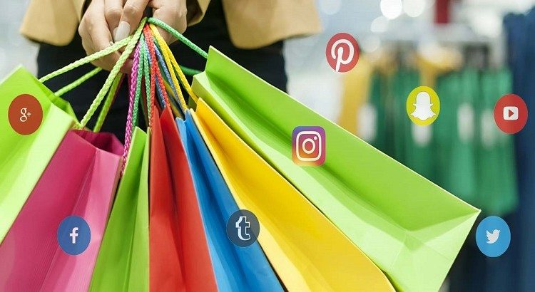 Traffic to eCommerce Site with Social Media