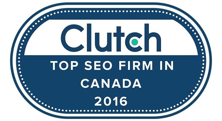 Clutch SEO Firm Award KinexMedia