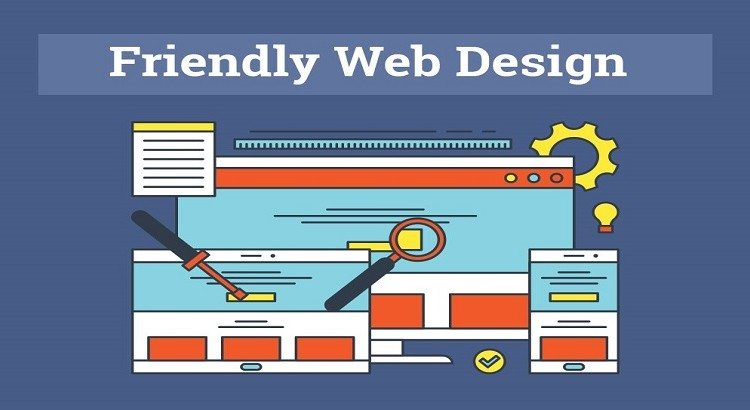 Business Friendly Web Design