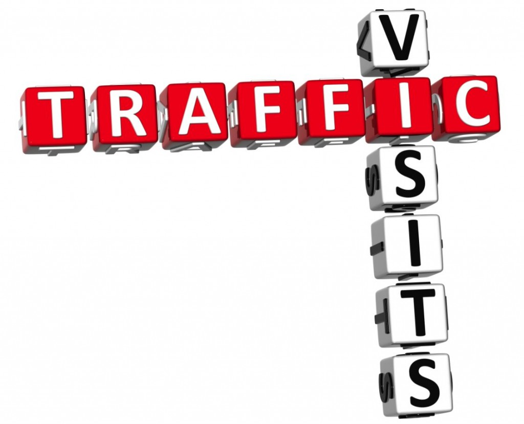Content attract more visitors and traffic