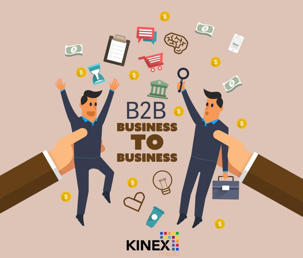 b2b trends 2016 kinex media