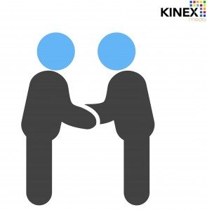 request business meetings kinex media