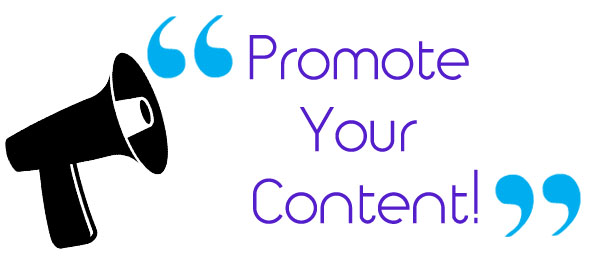 Promote Your Content
