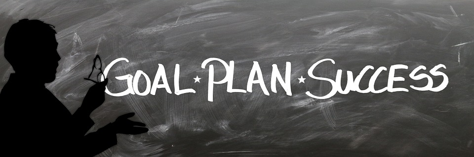 Goal Plan Idea Business