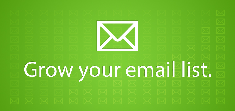 Build And Grow Email List