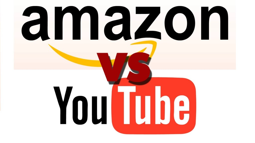 Amazon vs Youtube
