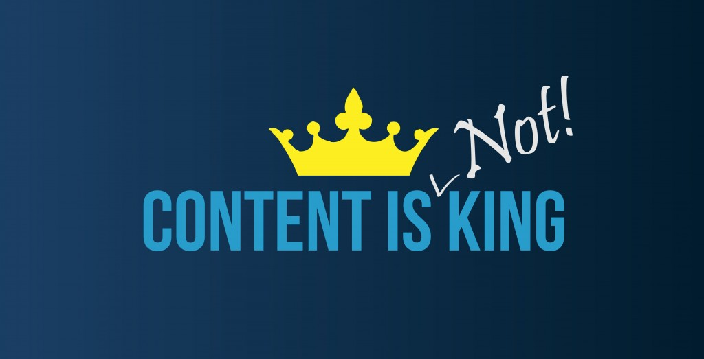 Content is King ?