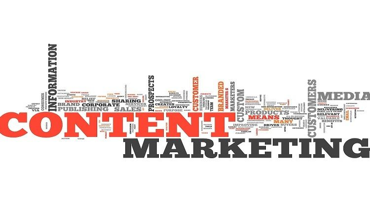 content marketing vs content