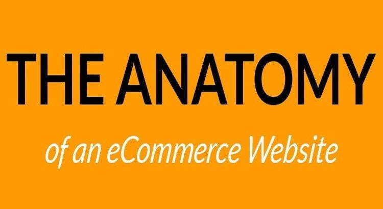 Anatomy of eCommerce Website