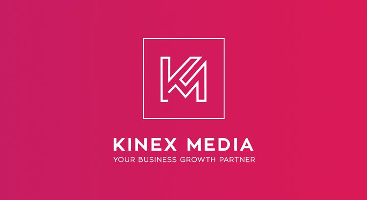 Kinex Media Logo Story