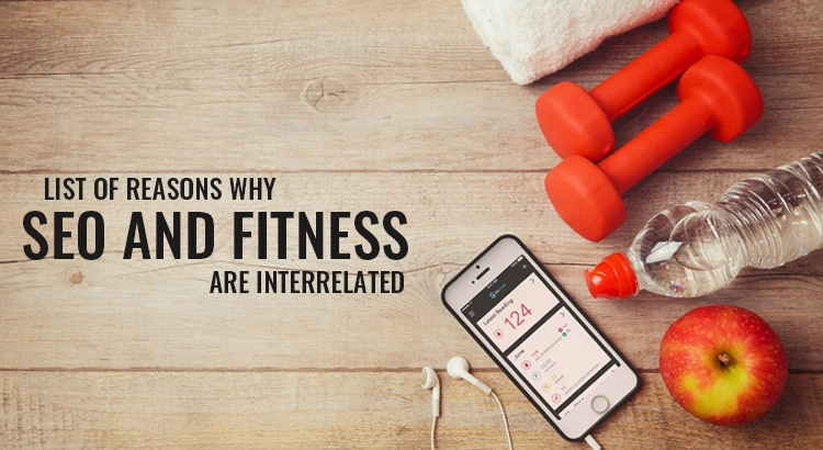 SEO And Fitness COver Image