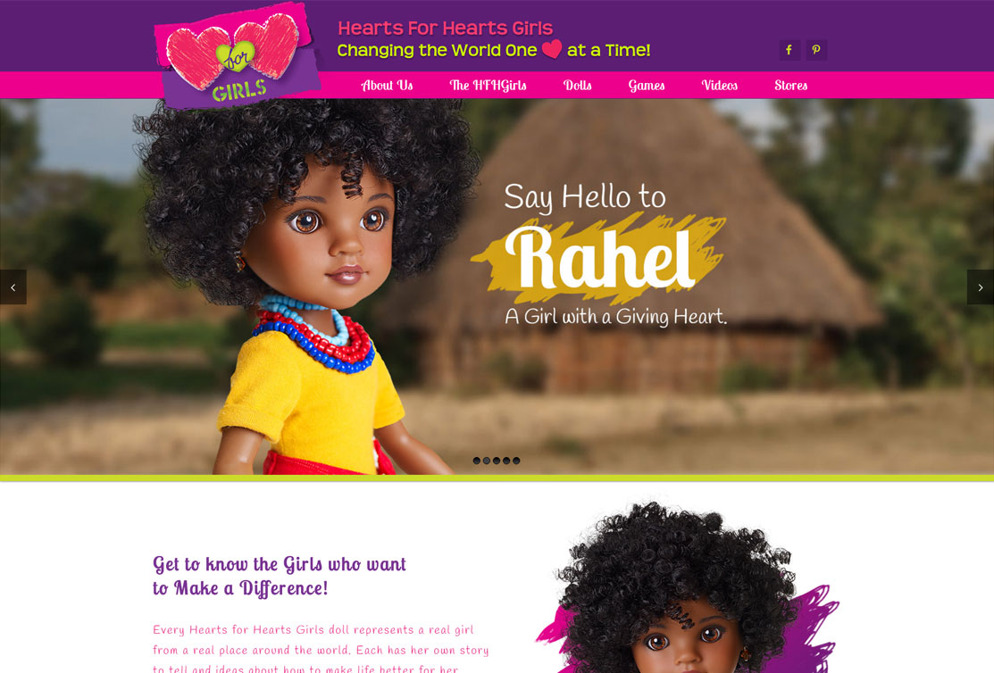 Hearts 4 Hearts Girls