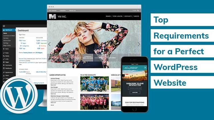 Wordpress Plugins Website Requirement