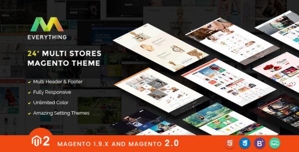 everything magento 2 theme