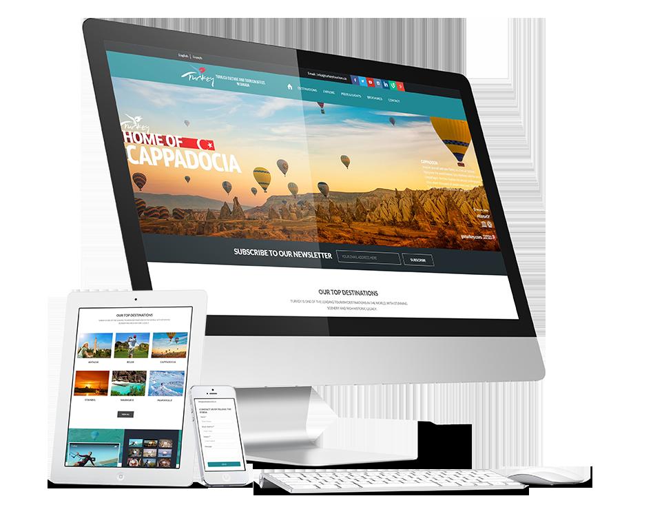 Web Design Oakville