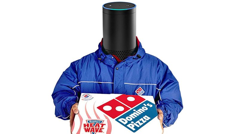 Domino's - Order By Alexa