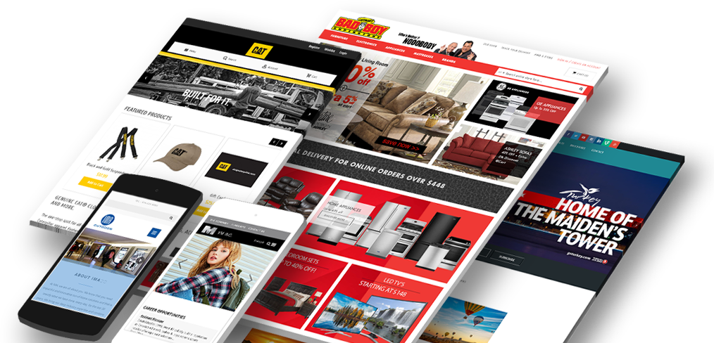 website design New York