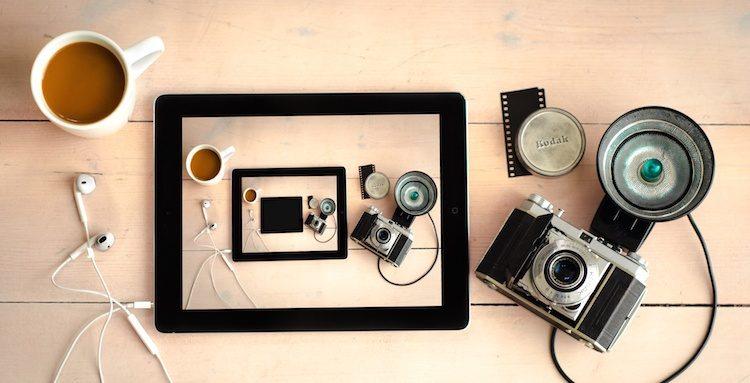 Ecommerce photoshoot