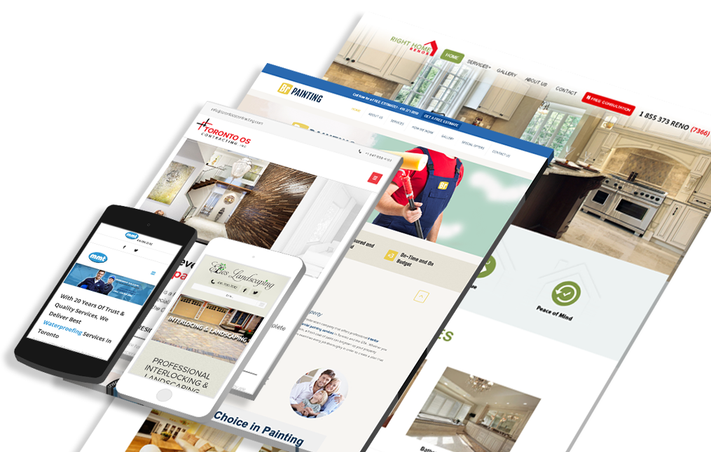 contractor-website-design