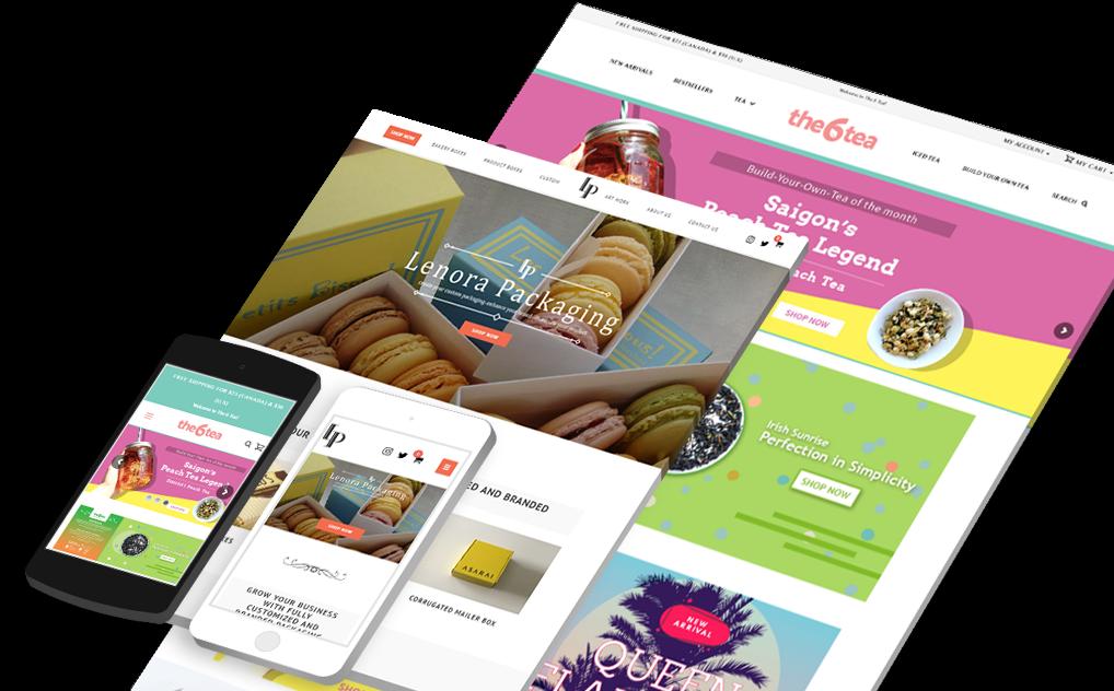 Start Ups Website Design