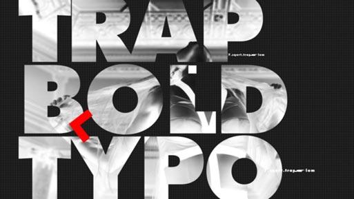 Daring Typography