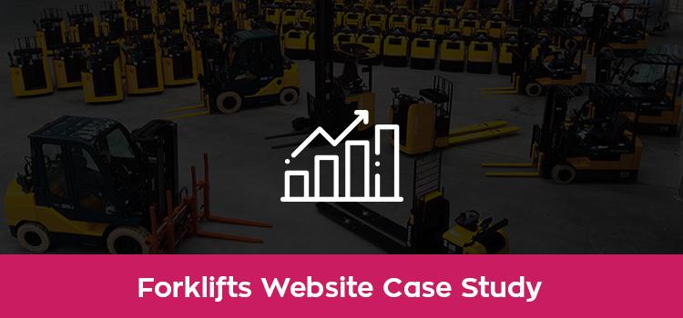 Forklift SEO Case Study