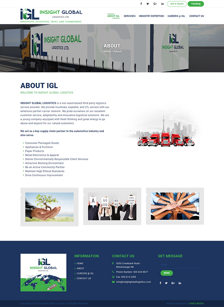 Insight Global Logistics