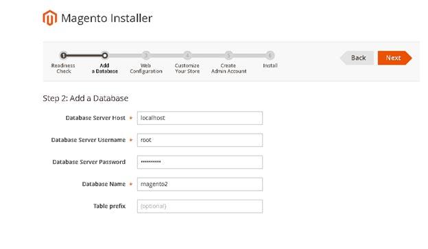 Magento 2 Installation Process
