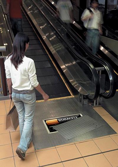 duracell marketing tactics