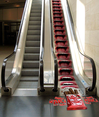 another kitkat makreting campaigns
